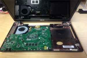 تعمیرات لپ تاپ های asus